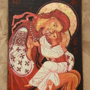 (Б015) Богородиця Українська Мадонна